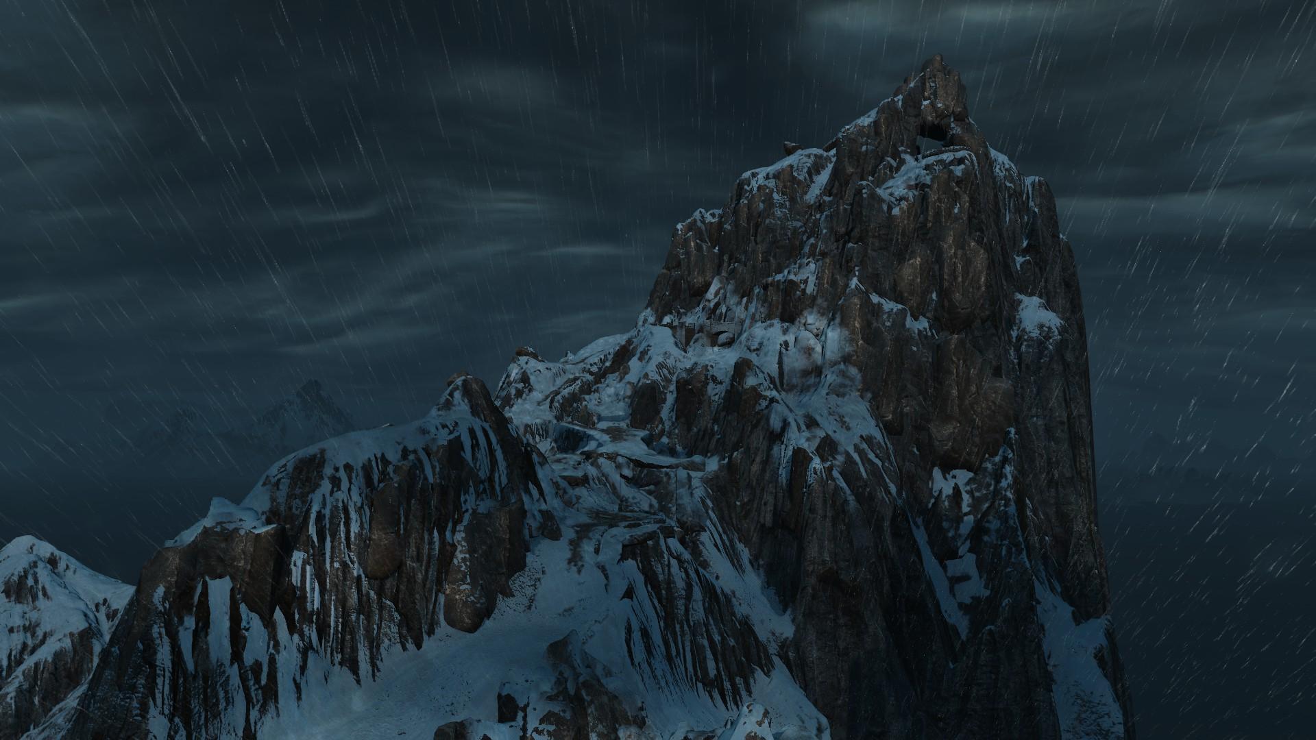 Kaer Trolde mountain