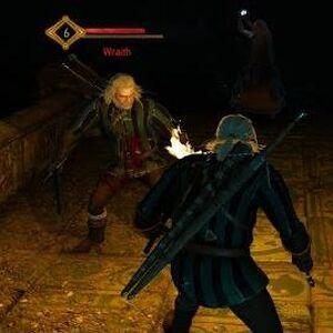 The Witcher 3 Doppelganger Wraith (Hard Mode)