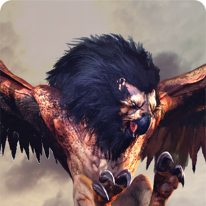 Tw3 cardart monsters griffin.png