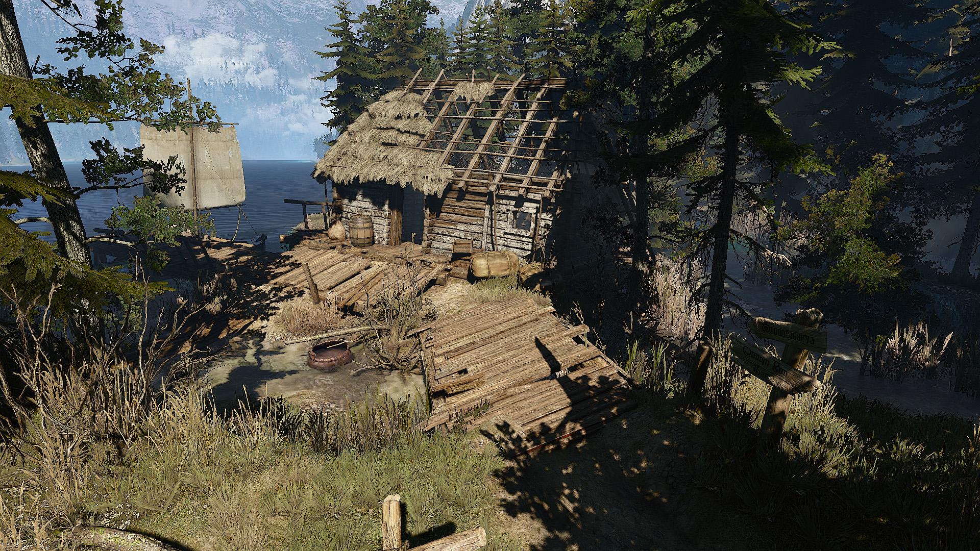 Lakeside Hut