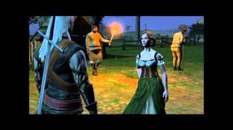 The Witcher She's No Early Bird and Vesna Card (Hard) HD