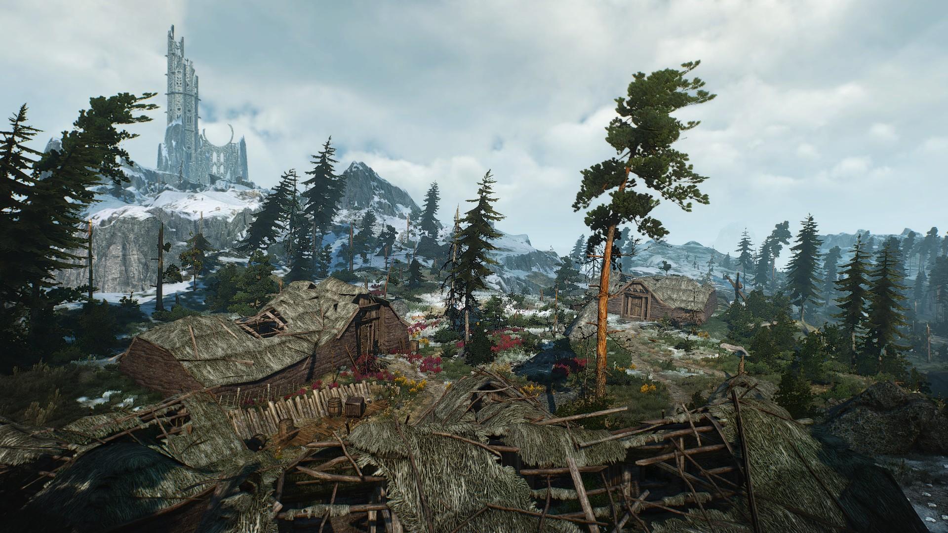 Abandoned Village (Undvik)