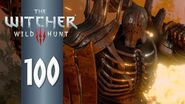 The Battle of Kaer Morhen - The Witcher 3 DEATH MARCH! Part 100 - Let's Play Hard