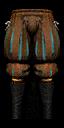 Toussaint Color Guardsman's trousers