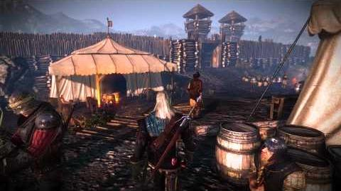 Kaedweni Camp (The Witcher 2) Full HD