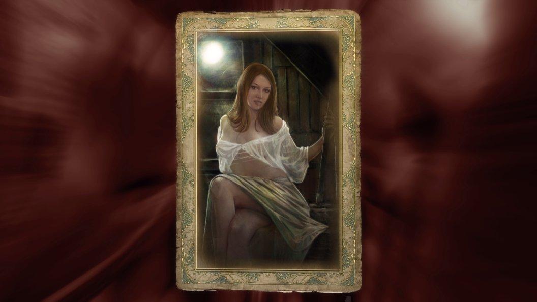 Romance card