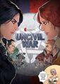 Tw comics Uncivil War french