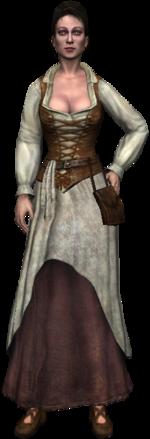 la moglie del fabbro