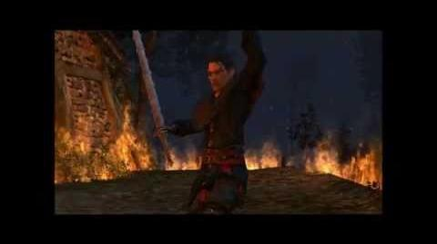 The Witcher Chapter 2 Final Boss (Hard) HD