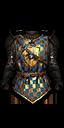 Ravix of Fourhorn's armor