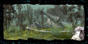 Torre collassata