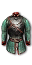 The Witcher 3 chest armor