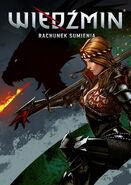 Rachunek sumienia comic cover