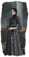 HoS paintings q604 rose painting