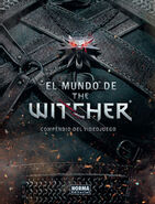 The World of The Witcher book spanish