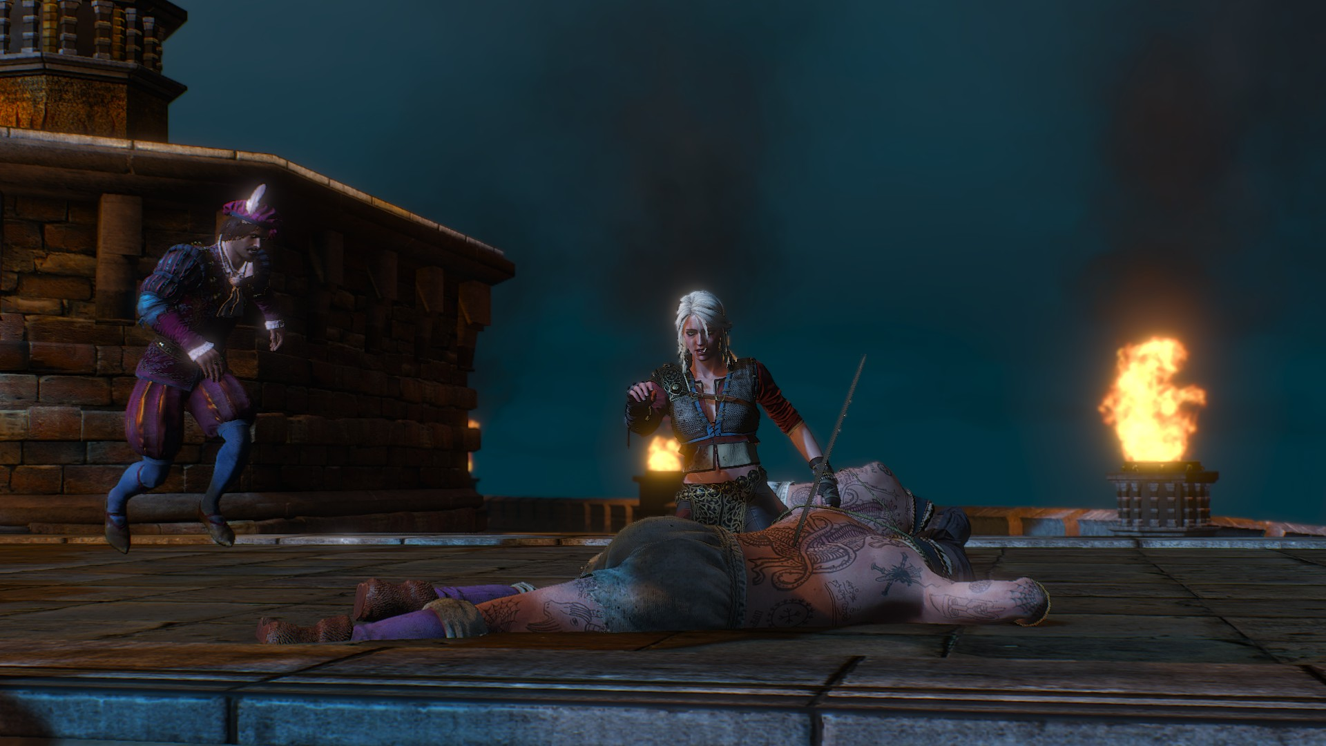 Ciri's Story: Breakneck Speed