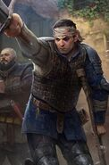 Gwent cardart northern ronvid the incessant