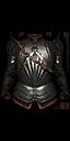 Toussaint knight's armor
