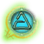 Game Icon Aard symbol selected.png