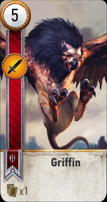 Griffin (gwent card)