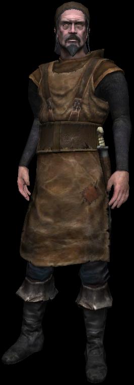 Murky Waters blacksmith