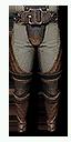 Mastercrafted Legendary Ursine trousers