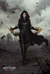 The Witcher 3 Wild Hunt-Yennefer