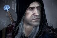 Witcher 2 Geralt