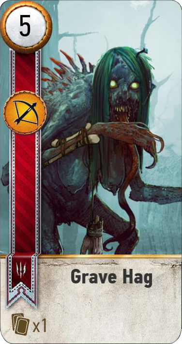 Grave Hag (gwent card)