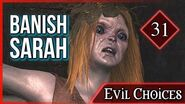 Witcher 3 - Geralt tries to Suffocate Sarah Corine Tilly's Ritual - Evil Choices 31