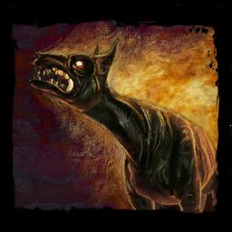 Höllenhund, bzw. Die Bestie