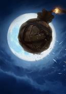 Gwent cardart neutral moon dust