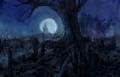 Loading Swamp cemetery night