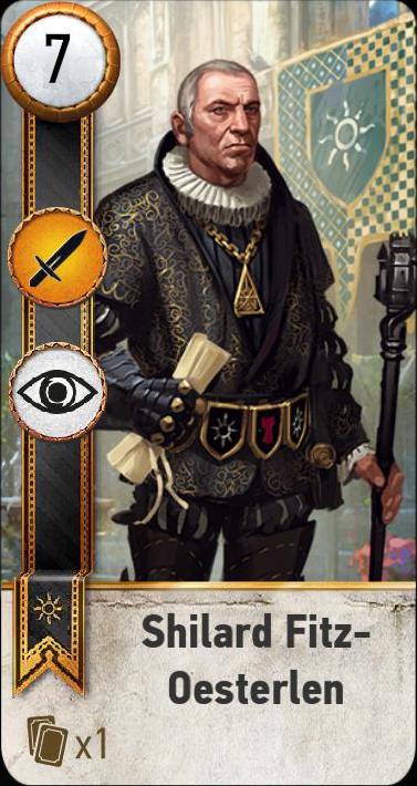 Shilard Fitz-Oesterlen (gwent card)