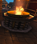 Eternal Fire bowl