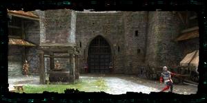 Cancello del Quartiere mercantile