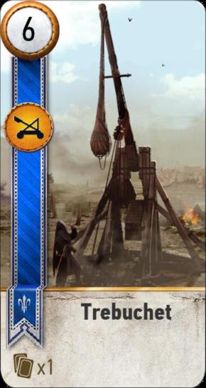Trebuchet (gwent card)