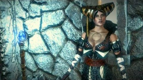 Death of Sile de Tansarville (The Witcher 2) Full HD
