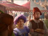 The Witcher 3 merchants