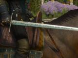 Viper venomous steel sword