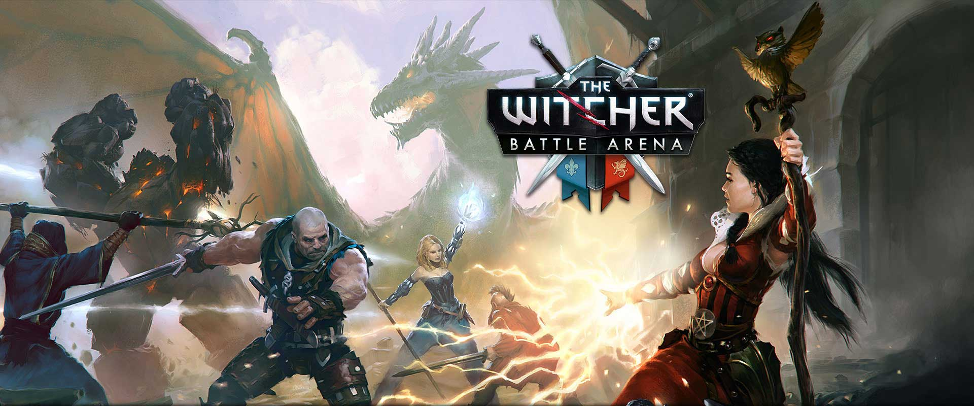 The Witcher Battle Arena | Witcher Wiki | Fandom