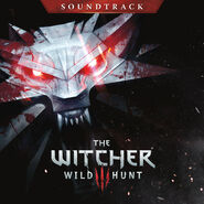 The Witcher 3 Wild Hunt-Soundtrack cover