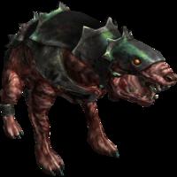 Bestiary Armored hound full