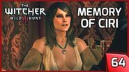 The Witcher 3 - Ciri and Geralt's Past Memories, Corinne Tilly - Story and Gameplay 64 PC