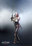 Ciri gamescom 2014 render ultra hq by scratcherpen