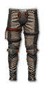 Mastercrafted Legendary Wolven trousers
