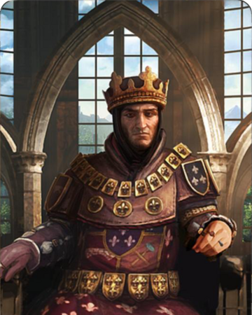 Foltest Lord Commander Of The North Gwent Card Witcher Wiki Fandom Foltest most certainly still harbored feelings for his former lover and decided to save the children that were the fruit of this affair. lord commander of the north gwent card