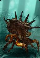Tw3 cardart monsters arachas behemoth