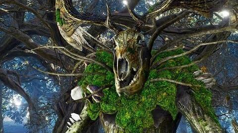 The_Witcher_3_Woodland_Spirit_Boss_Fight_(Hard_Mode)