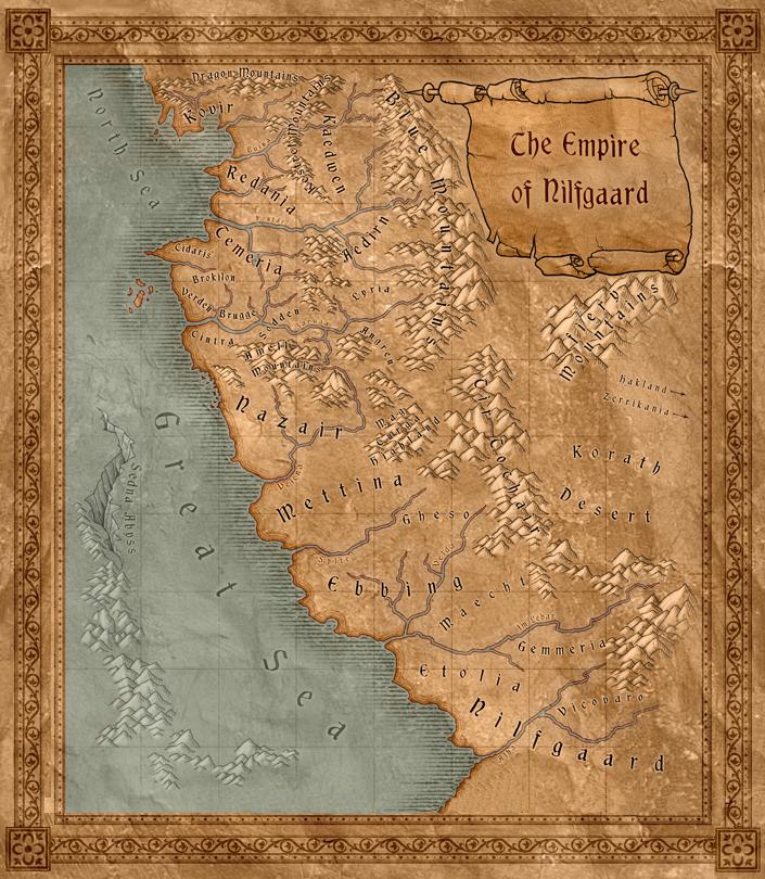 Nilfgaardian Empire